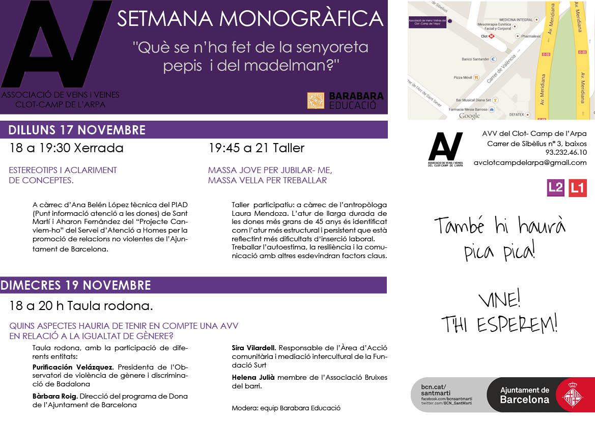 Monografic AVV Dona