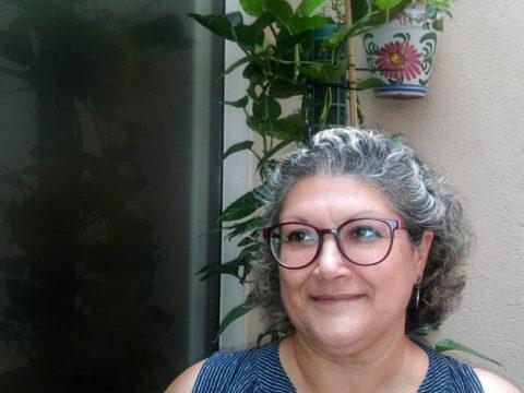 Imatge de la Raquel León, presidenta de Barabara Educació