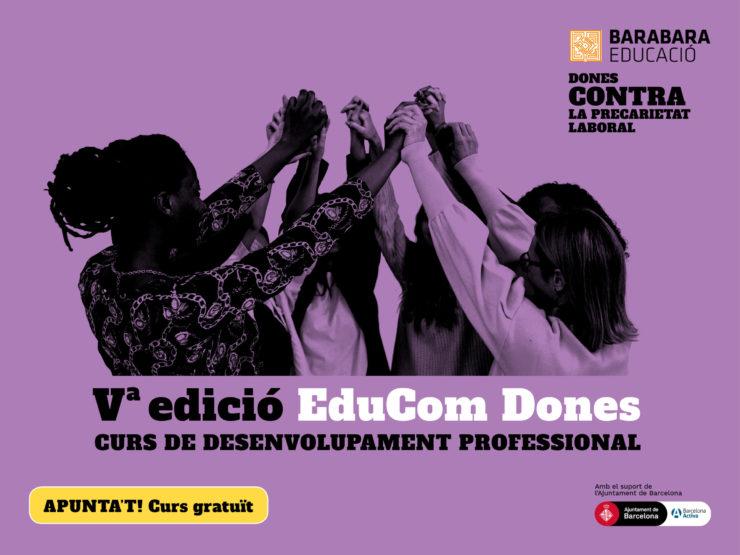 Imatge de l'EduCom Dones 2020